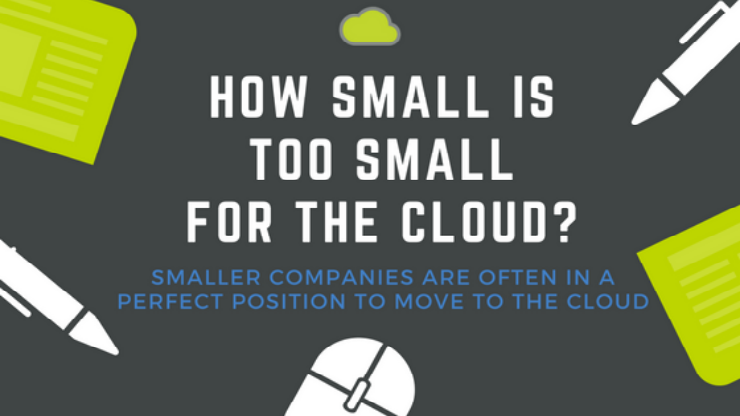 is my business too small for the cloud