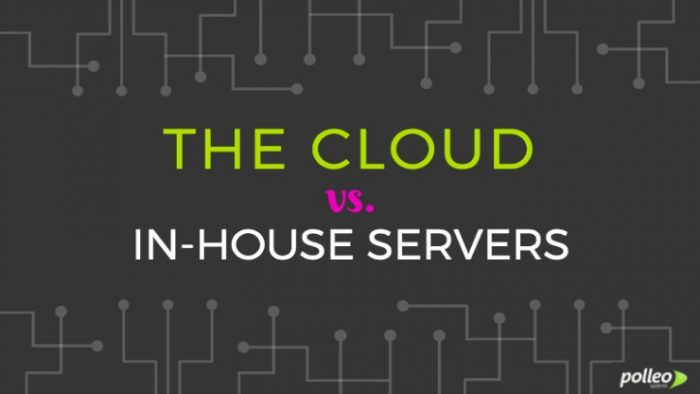 replace servers with cloud computing